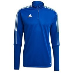 BLUZA MĘSKA ADIDAS TRIO 21 TRAINING  TOP GH7302